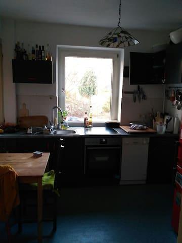 Ruhig + zentral liegend mit Garten - Landau - Apartment
