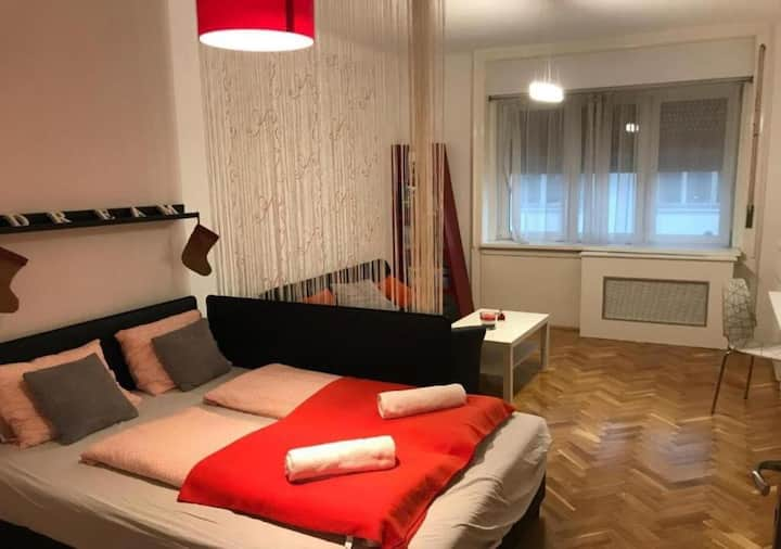 P3 Cozy Flat at the Danube