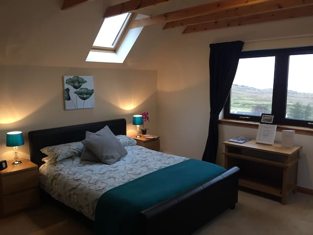 kingsize room with amazing views - Portree - Bed & Breakfast