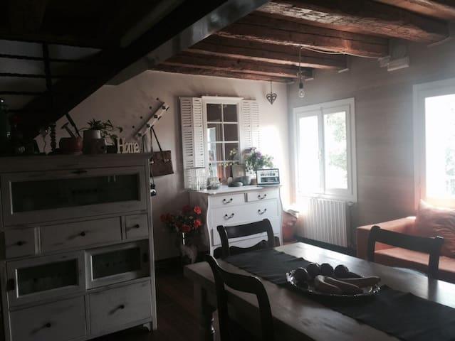 Casale dell'800 vicino a Venezia - Velence - Lakás