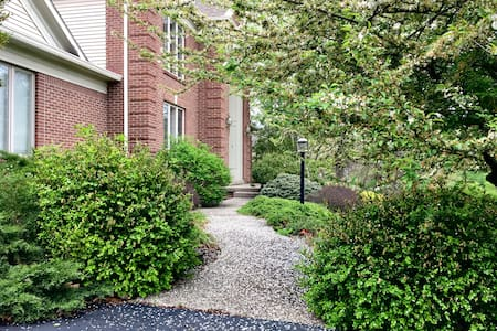 Guesthouse Oasis in scenic Floyds Knobs - Floyds Knobs - 客房