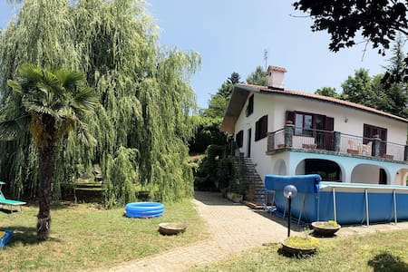 """Valentina's House"" with swimmingpool"