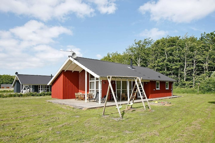 Cozy Holiday Home in Storvorde Denmark with Private Spa