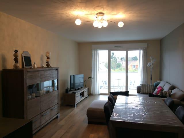 Appartement tout confort proche de Lille - Wambrechies - Flat