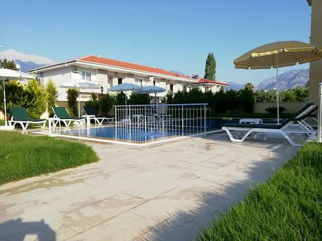 HOLİDAY APARTMENTS in KEMER ANTALYA