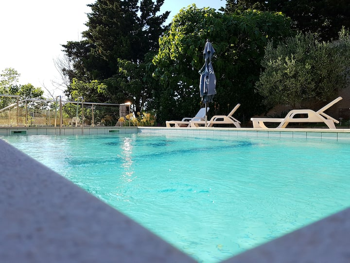 LUCIA 3-star*** Apartment with POOL