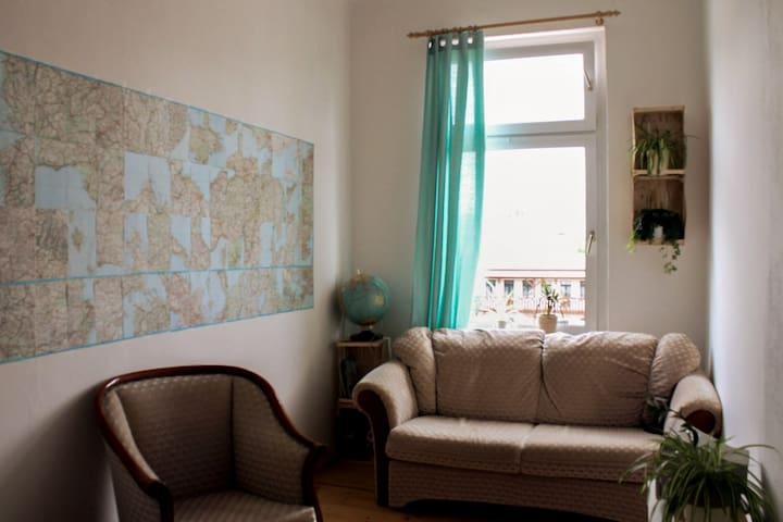 Cozy Room im Szene-Kunst-Viertel Plagwitz