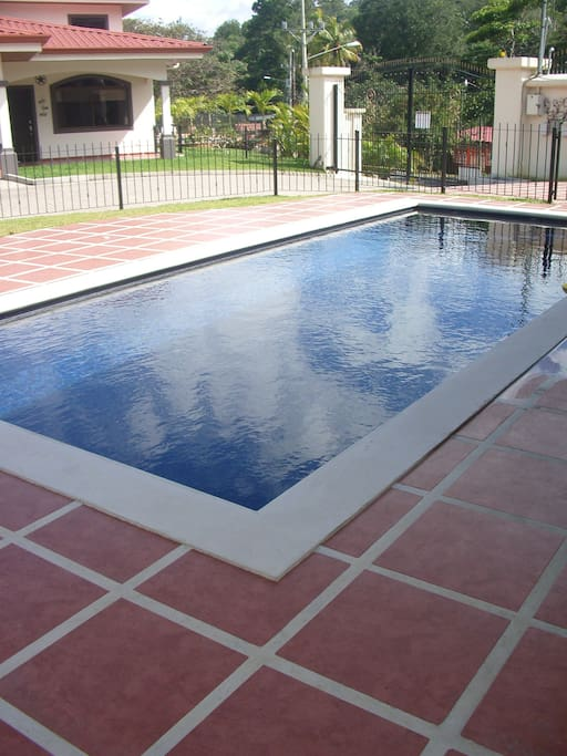 10 by 24 ft. Pool