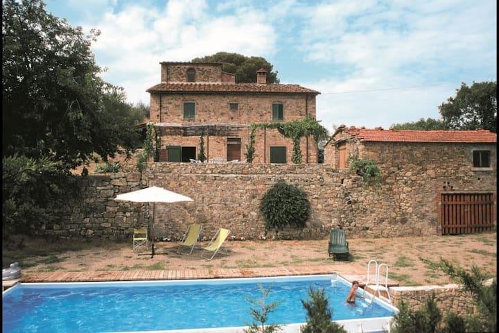 CASA ROSSA - Capolona - Haus