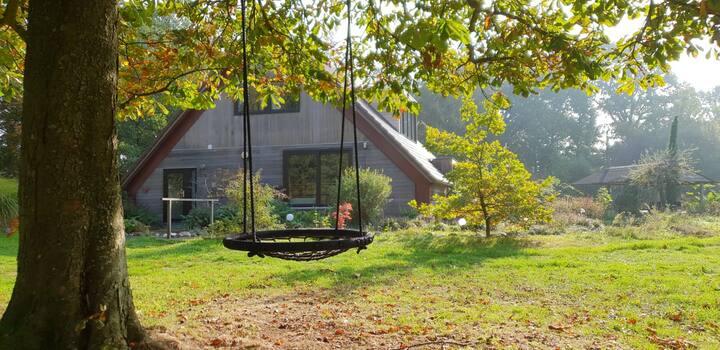 Sfeervol & luxe huis op de Veluwe met grote tuin