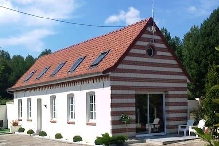 Gite of the Cagniers Pas de Calais - Coyecques - House