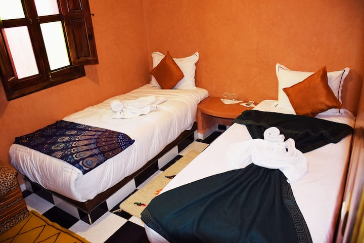 Room Avanda in Riad Dar Marrakech