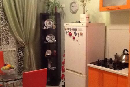 уютная однокомнатная квартира в тихом районе - Gelendzhik