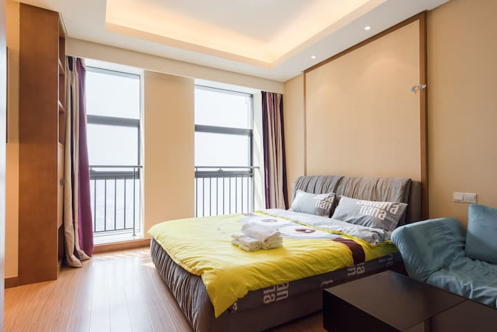 The Young at Heart Hangzhou metro 100 meters - 杭州 - Bed & Breakfast