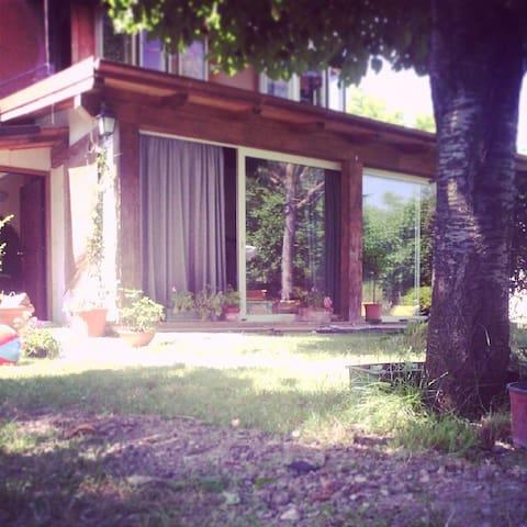 Stanza con bagno indipendente - Urbino - Huis