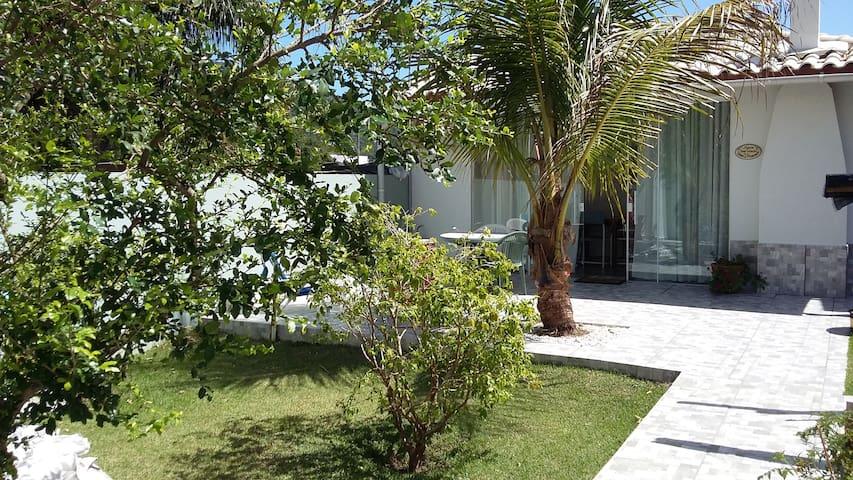 Guest House / Casa de Hóspedes no norte da ilha.