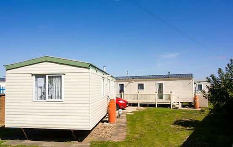 Mablethorpe Holiday Caravan, Trusthorpe