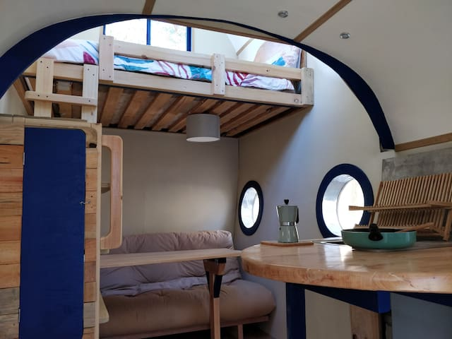 Tiny House with Beautiful Views near Wilson's Prom