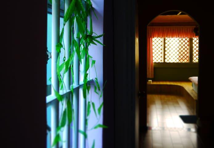 (整栋5间房)深圳大鹏半岛海边较场尾西美客栈 Smile Inn - Shenzhen - Haus