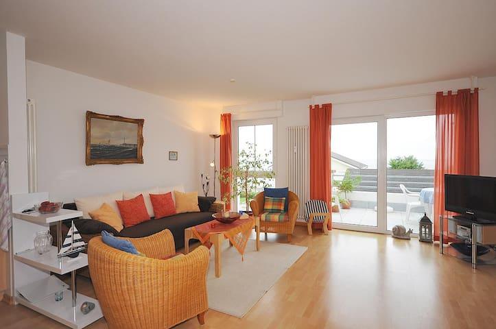 Penthaus Victoria Sonnendeck - B11-mit Meerblick - Sassnitz - Apartment