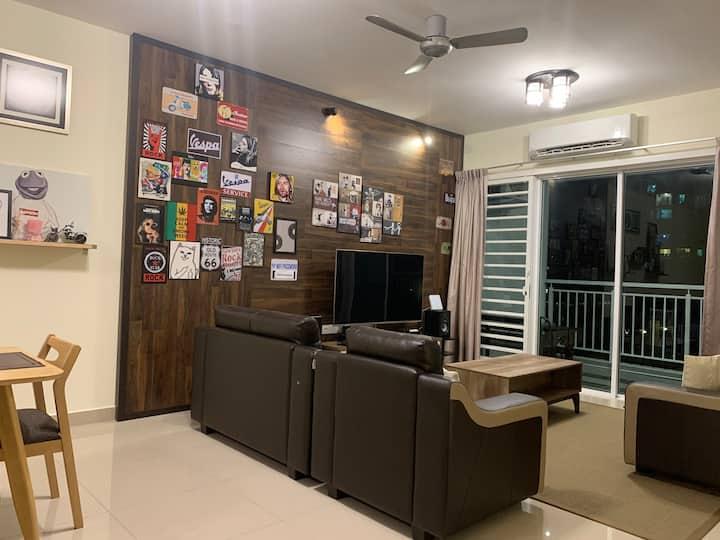 Classic, Sri Utama Condominium - Sandakan