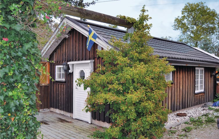 Holiday cottage with 1 room on 24m² in Lärbro