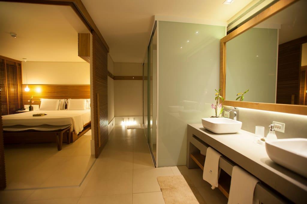 Royal Trussardi banho / WC