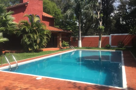 Magnificent bungalows with pool 8 - Oaxaca - Bungalow