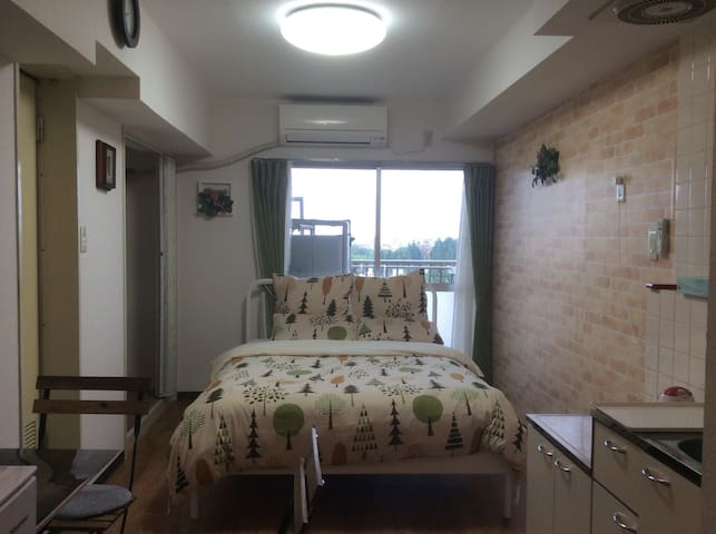 Monthly lease apartment Near Shibuya  11fl Quiet