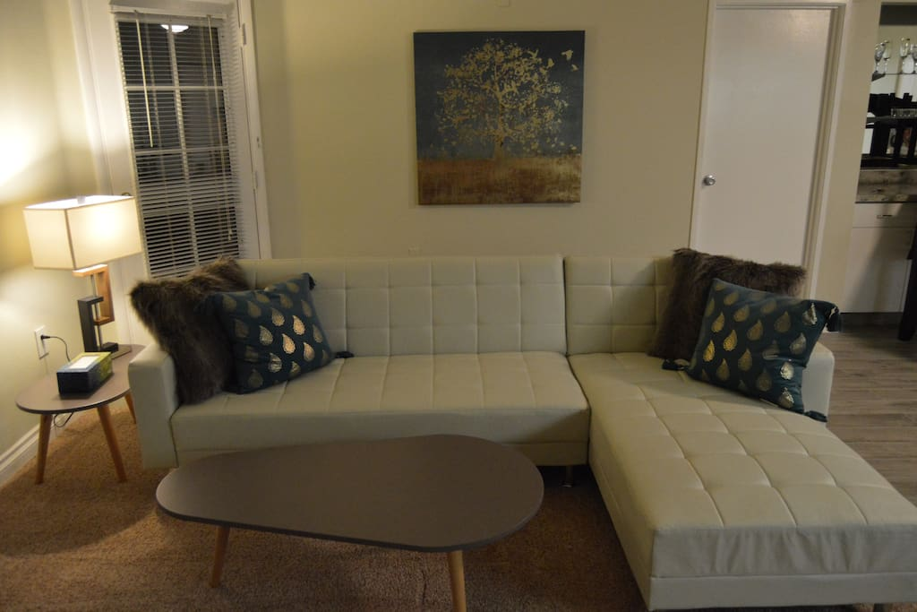 couch&living area