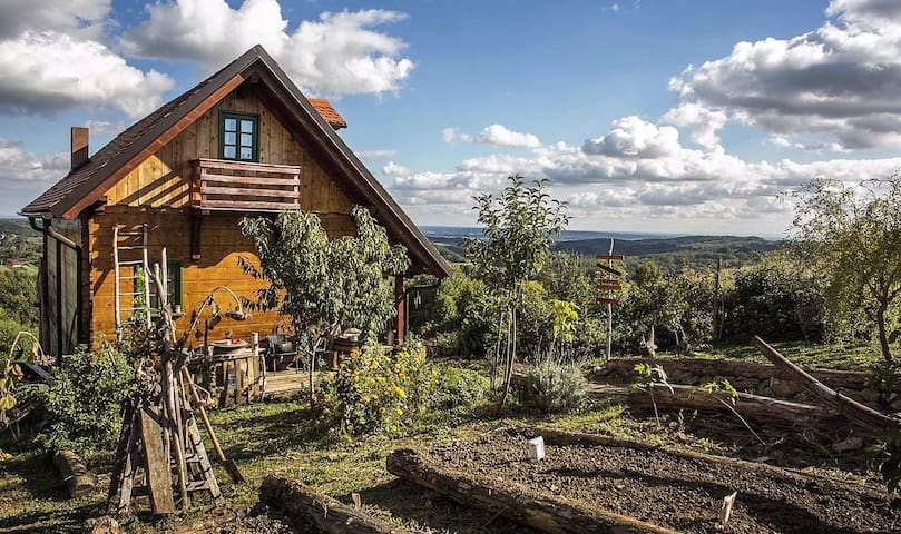 Cute wooden house in nature near Zagreb! - Blaguša - House