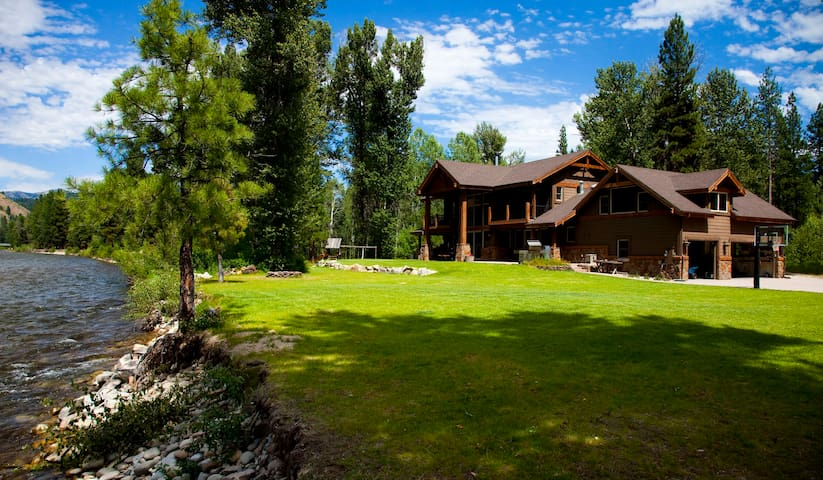 Boise River Retreat - Mountain Home - Hus