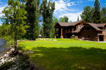 Boise River Retreat - Mountain Home