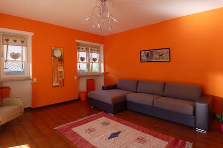 confortable and panoramic flat - Aosta - Appartement