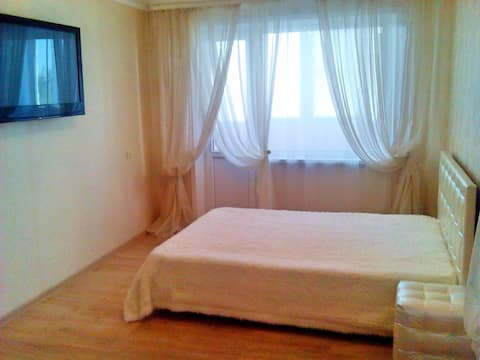 Уютная 1-а ком. квартира в самом центре города