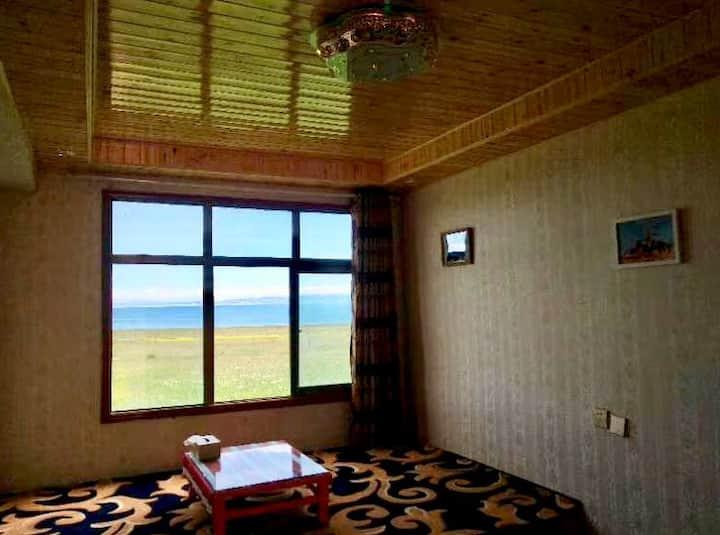 二郎剑景区附近的深度体验藏族人家 大炕房 1间房2个床可住4人