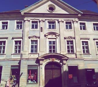 Zimmer in barockem Altbau - Lägenhet