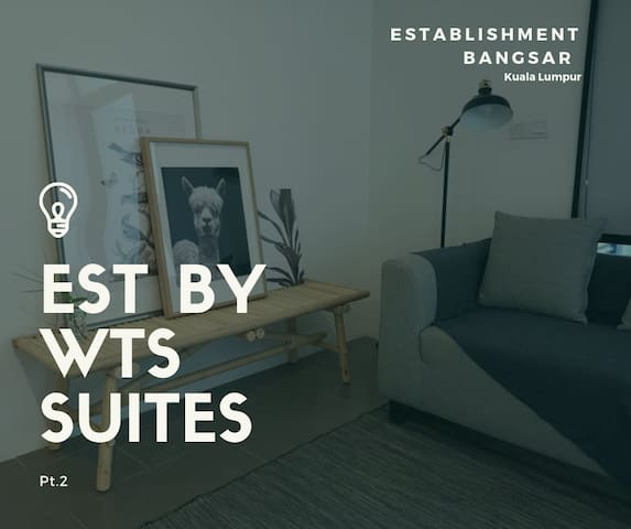 EST Bangsar Loft No.2 by WTS | KL Sentral 2mins