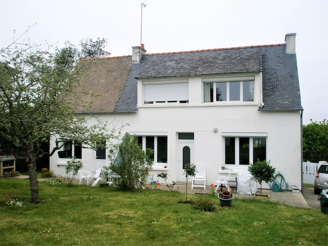 Maison de vacances Morbihan proche mer