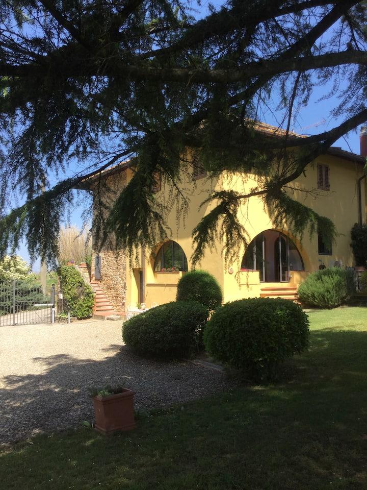 Colonica nel Chianti