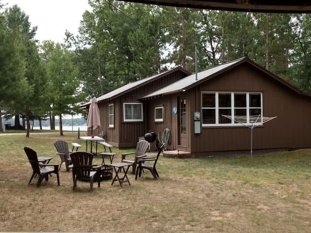 Vintage 1940's Sand Lake Cabin