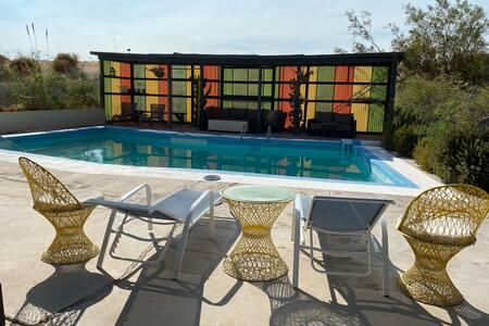Poolside Guest Suite @ Sandcastle Ranch