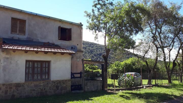 Casa de Campo en León, Jujuy.