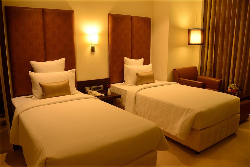 BLU IRIS - Superior Room(Twin Bed)