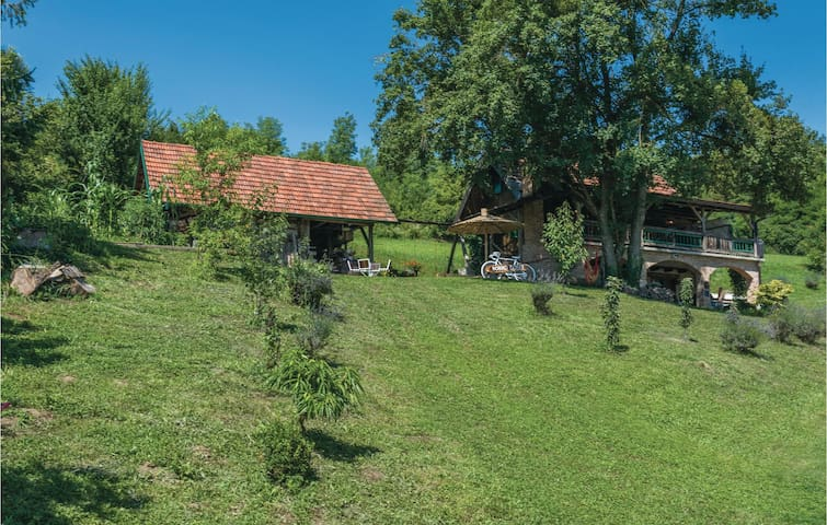 Holiday cottage with 1 bedroom on 95m² in Sveti Kriz Zacretje