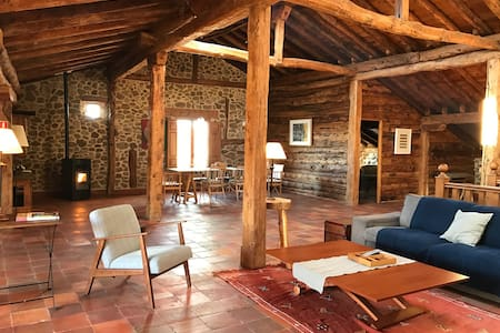 Dream loft 2 pers, in Sotosalbos 17km from Segovia - Sotosalbos