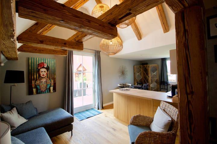 Casa Limone - Attico Traum auf der Insel Lindau