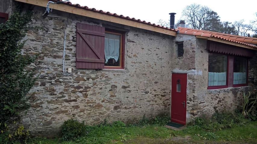 Maison de hameau écoresponsable - Vertou - House