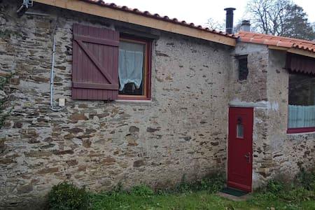Maison de hameau écoresponsable - Vertou - Huis