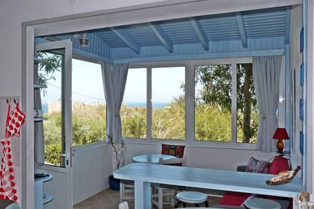 L'Odyssée - Agia Fotia - Natur-Lodge